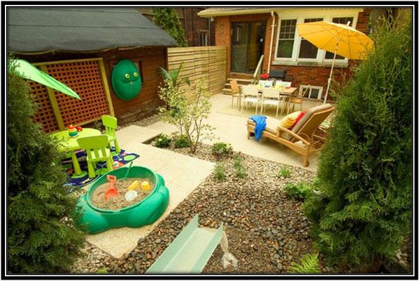 Urban Garden Space Home Decor Ideas