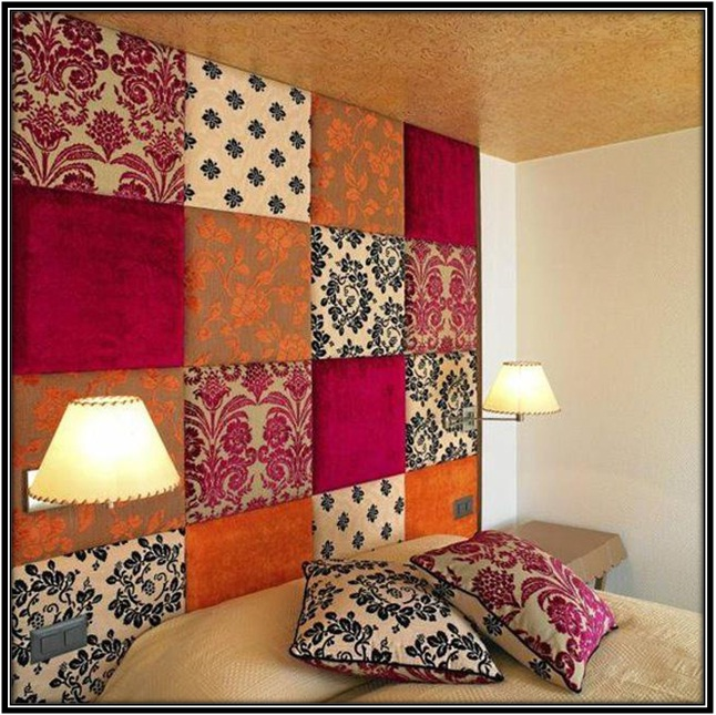 Wall design ideas for bedroom - Home decor ideas