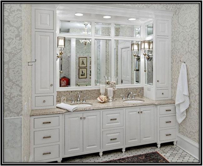 Artistic Bathroom For An Added Appeal Bathroom Decoration Ideas