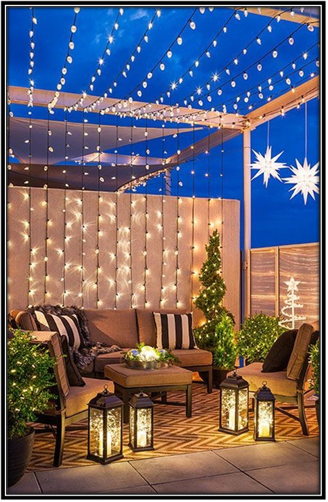 Backyard Decoration - Home decor ideas