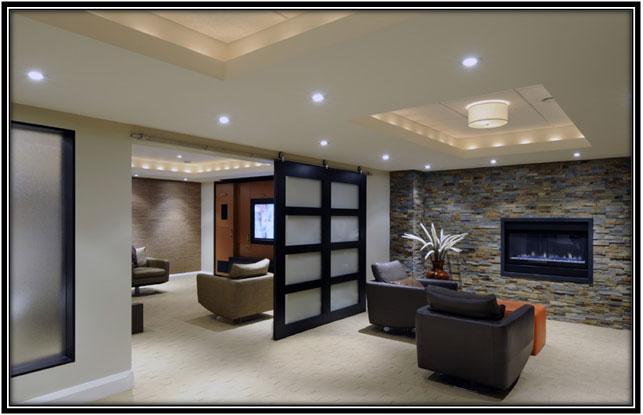Basement Lights Basement Decor Ideas