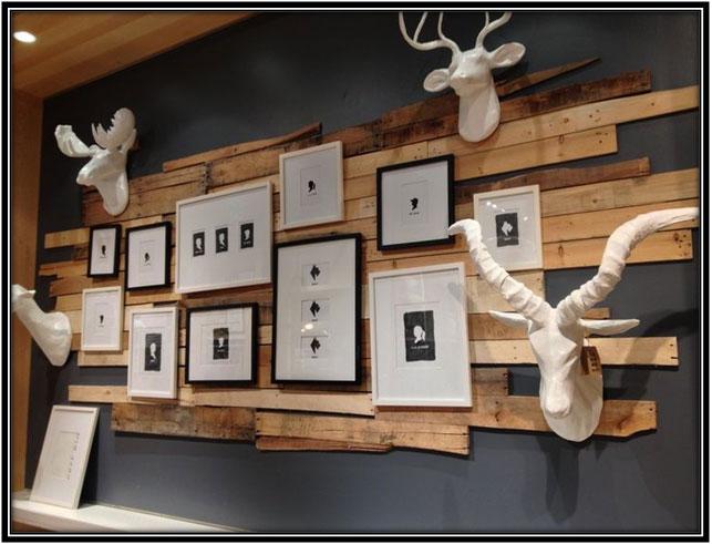 Basement Wall Decoration Basement Decor Ideas