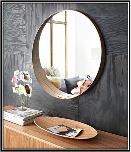 Chic Mirror Styles & Patterns Home Decor Ideas