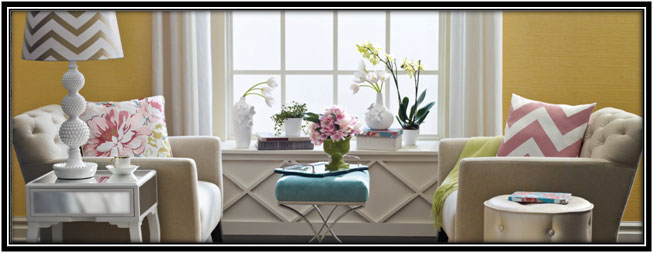 Colorful Fresh Flowers Home Ware Decor Ideas