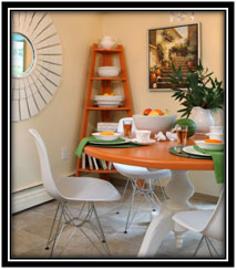 Corner Space For Dining Areas Corner Space Ideas Home Decor Ideas