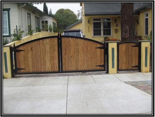 Country Side Main Gate Design Home Decor Ideas