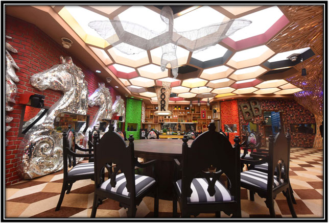 Dining Area Big Boss House Interior Design Ideas