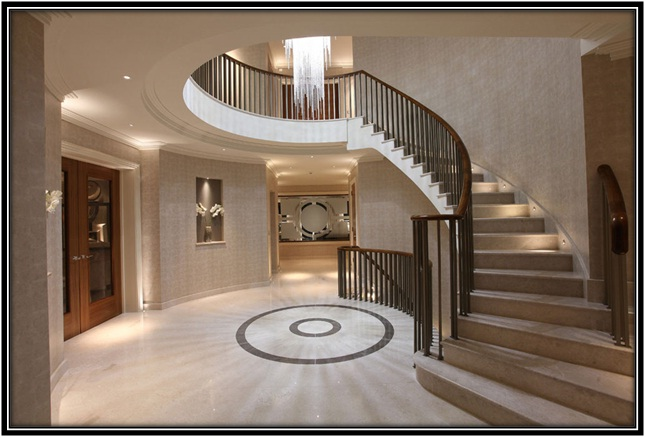 Entrance That Leads Into A Foyer - Home decor ideas