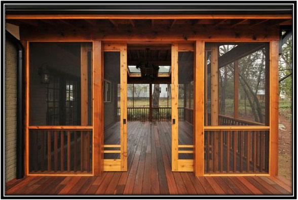 Farmhouse Entrance Sliding Door Home Decor Ideas