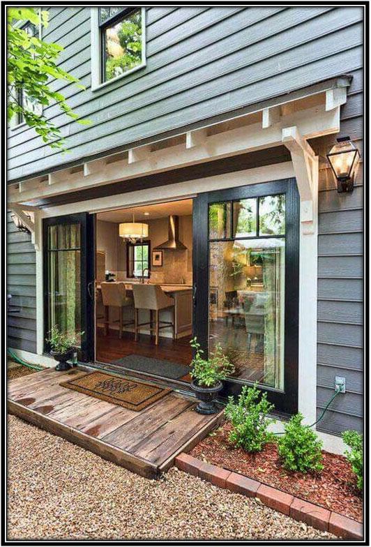 Kitchen Entrance Home Decor Ideas