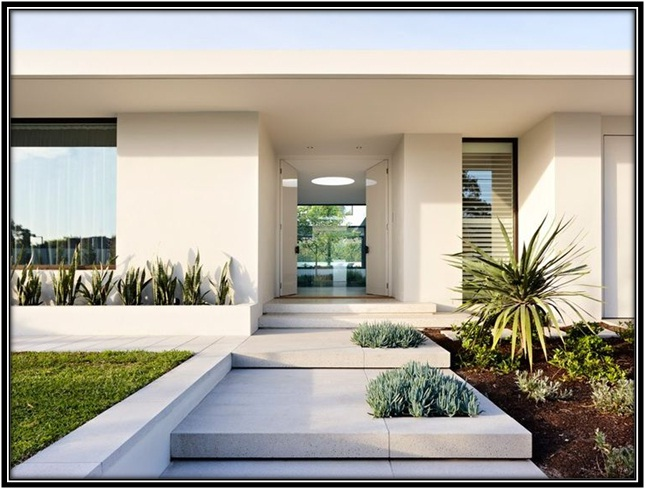 Modern Entrance Design - Home decor ideas