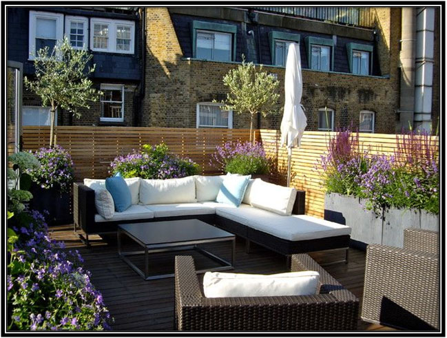 Roof Terrace Design Terrace Decor Ideas