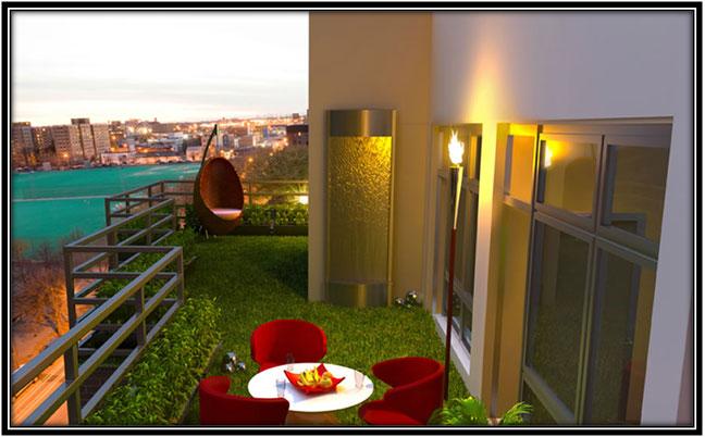 The Luxurious Outdoor Garden Home Decor Ideas