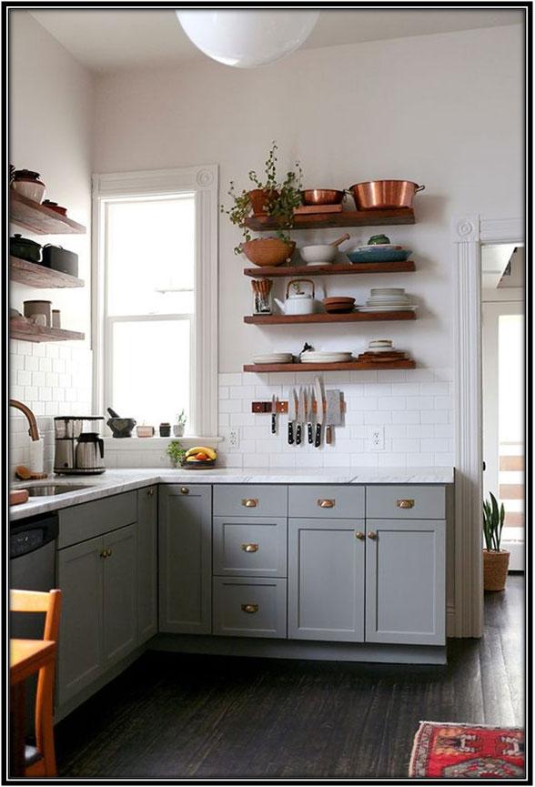 Window Close To The Shelves Home Decor Ideas