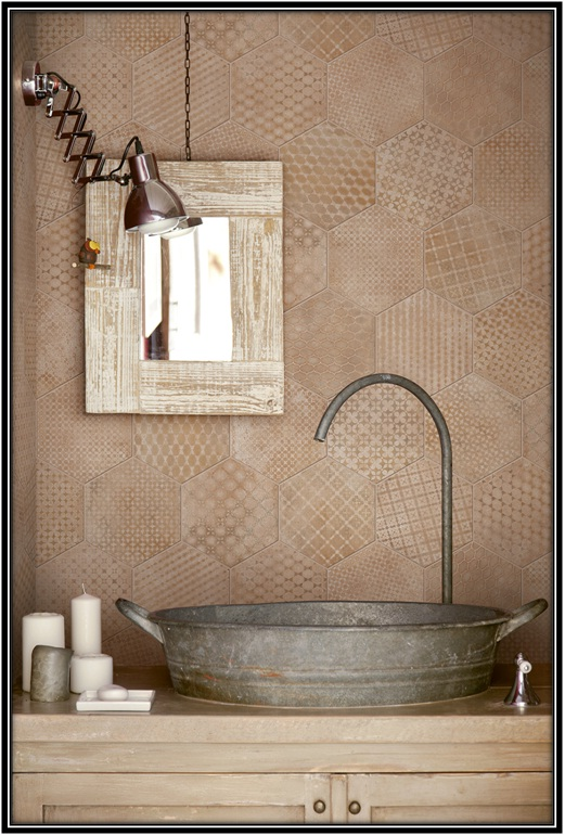 Work Up The Wash Basin - Home decor ideas