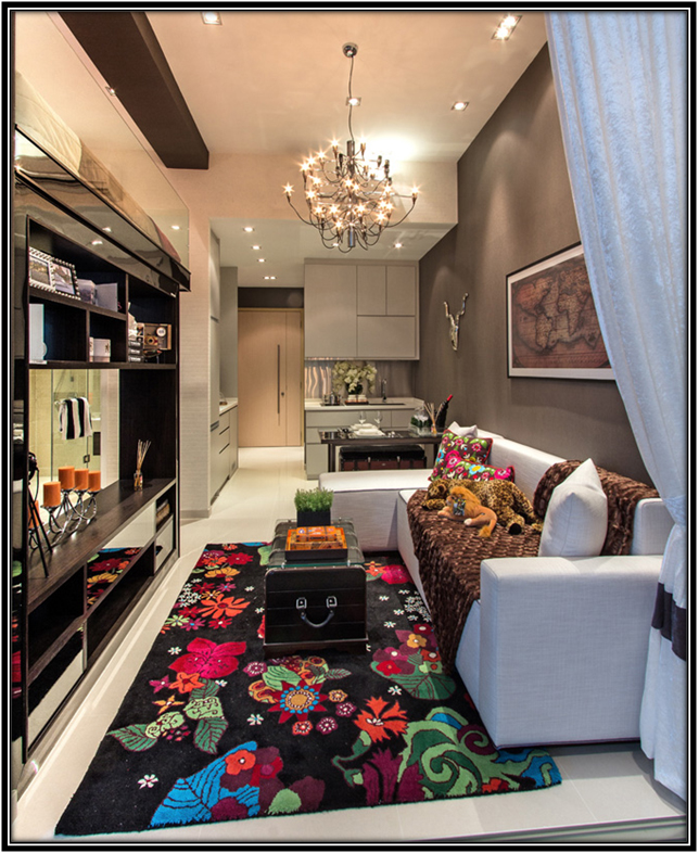 All In One Interior Decoration Ideas For Small Flat