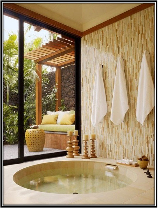 Bathroom With A View Home Decor Ideas