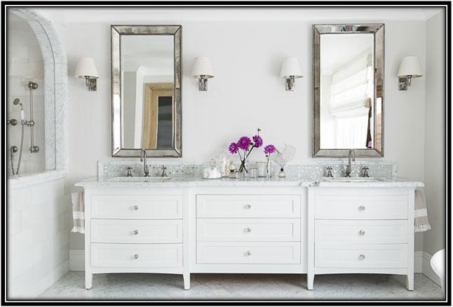 Beach Style Bathroom Decor - Home Decor Ideas