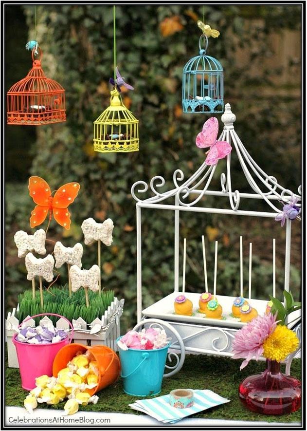 Butterfly Decoration Ideas For Garden