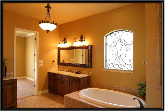 Lights In The Bathroom - Home Decor Ideas