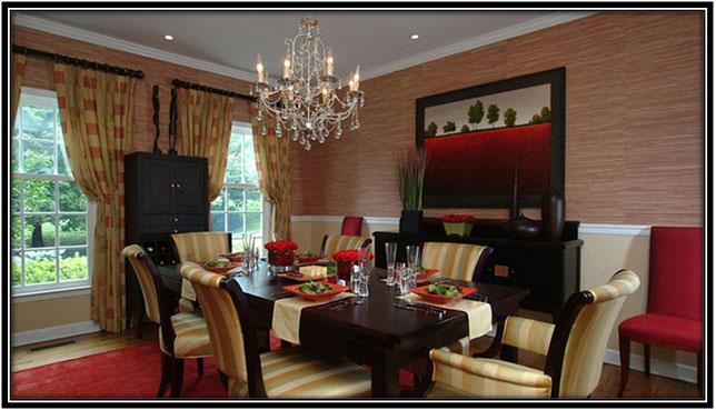 Modern Dining Room Home Decor Ideas