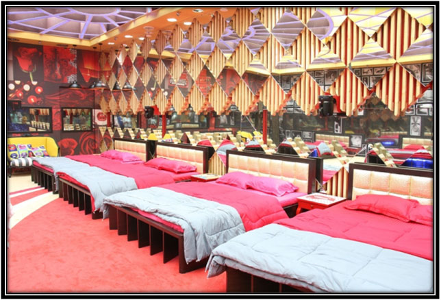 The Dorm Bedroom Bigg Boss House Interior Ideas
