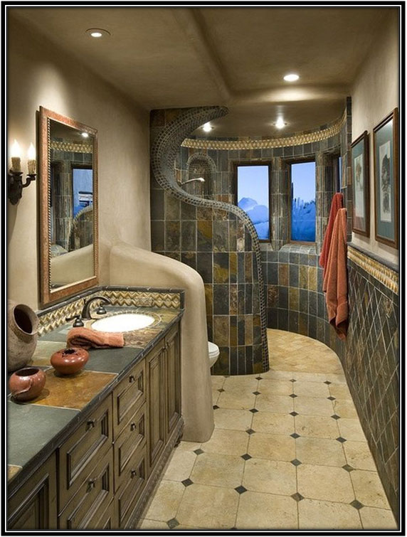 The Magic Of Tiles Bathroom Tiles Design Home Decor Ideas