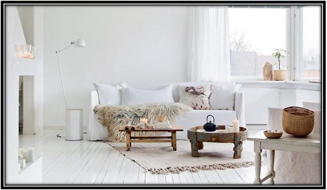 Wooden Decor Elements White House Decoration Ideas