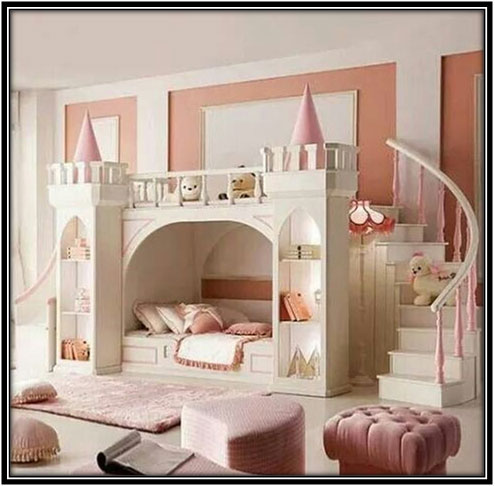 A Combination Of Purple And Pink Kids Room Decor Ideas Home Decor Ideas