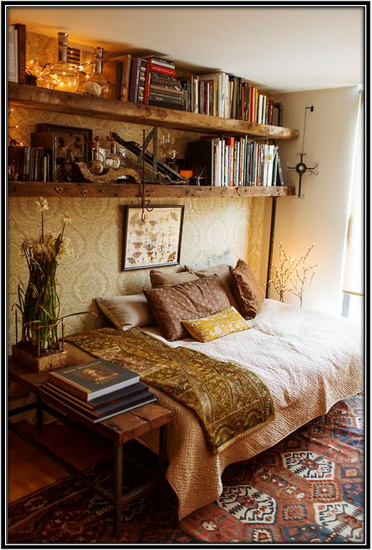 A Cozy Reading Nook Reading Corner Space Decor Ideas