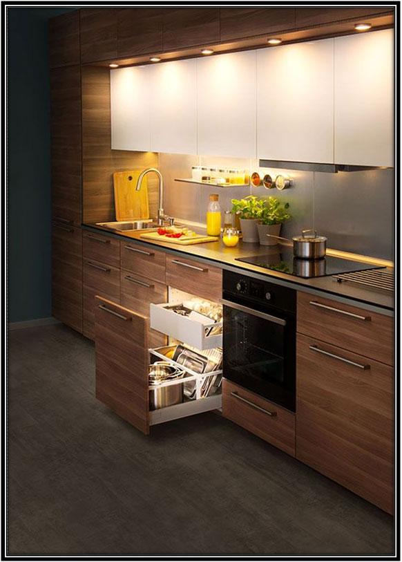Ample Storage Is A Must House Kitchen Design Home Decor Ideas