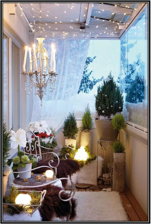 Balcony Decor - Home Decor Ideas