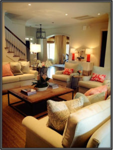 Bright Accentuates To Neutral Hues Home Ware Decoration Items