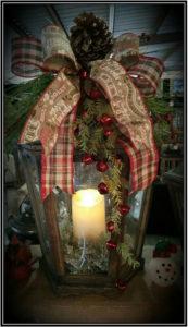 Centerpieces Christmas Decoration