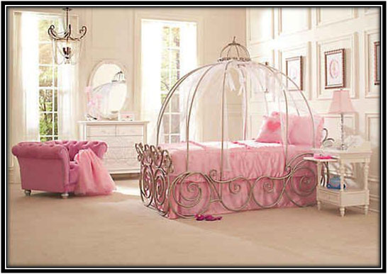 Chariot Like Bed Kids Room Decor Ideas Home Decor Ideas