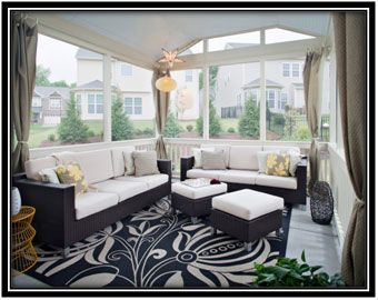 Contemporary Porch Designs Interior Decorating Ideas