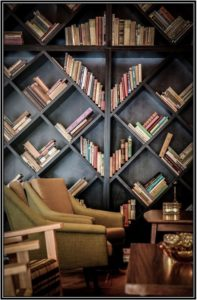 Forget A Corner Make A Library - Reading Corner Space Decor Ideas