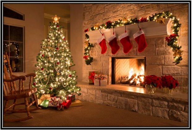 Going With The Evergreen Decor Ideas Christmas Tree Ideas