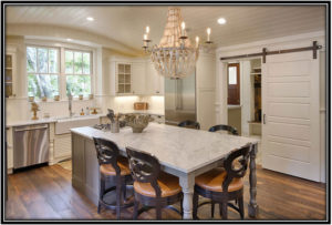 Kitchen And Dining Area Combined Home Decor Ideas