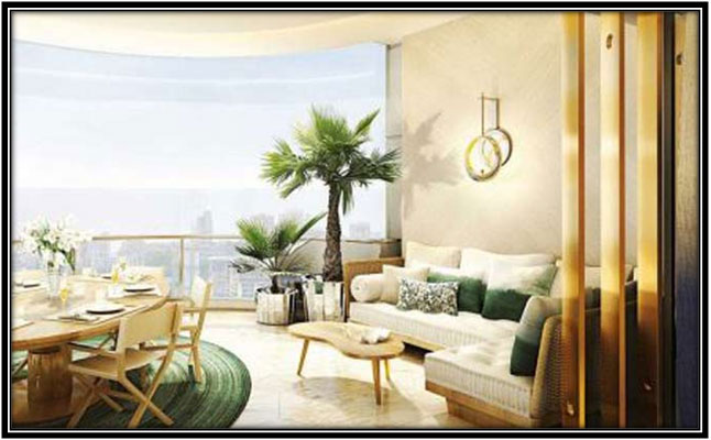 Larger-than-life Terrace Celebrity House Interior Ideas