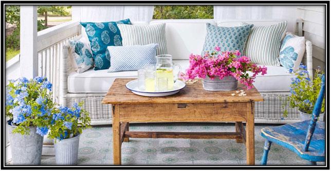 Make It Elegant Porch Decoration Ideas