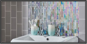 Modern Artwork In Bathroom Design