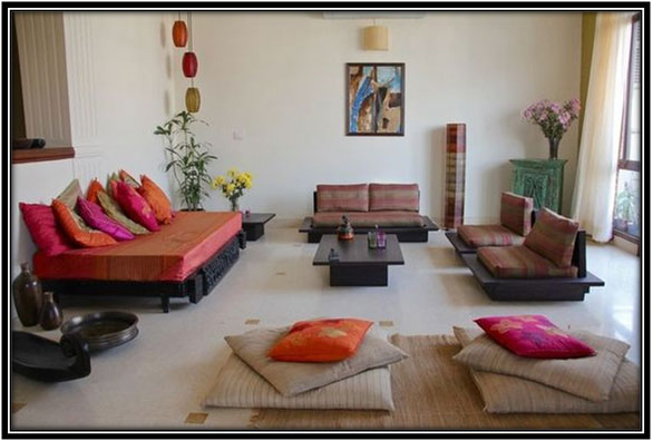 Multiple Types Of Seatings Home Decor Ideas