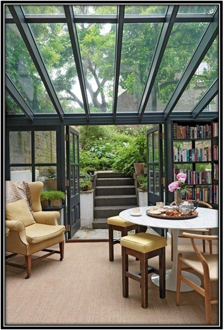 Tea Spot In Your Garden Home Decor Ideas