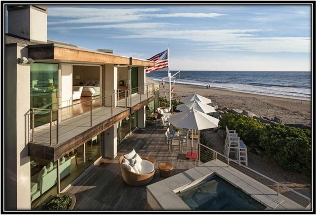The Dream Beach House Celebrity House Interior Ideas