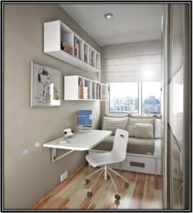 White Home Office Decor Home Decor Ideas
