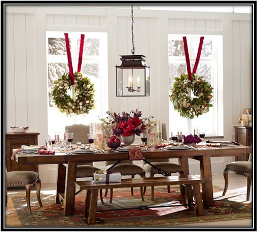 Window Decoration Christmas Decoration