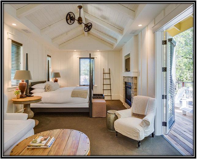 Farmhouse Bedroom Interior Decoration Ideas