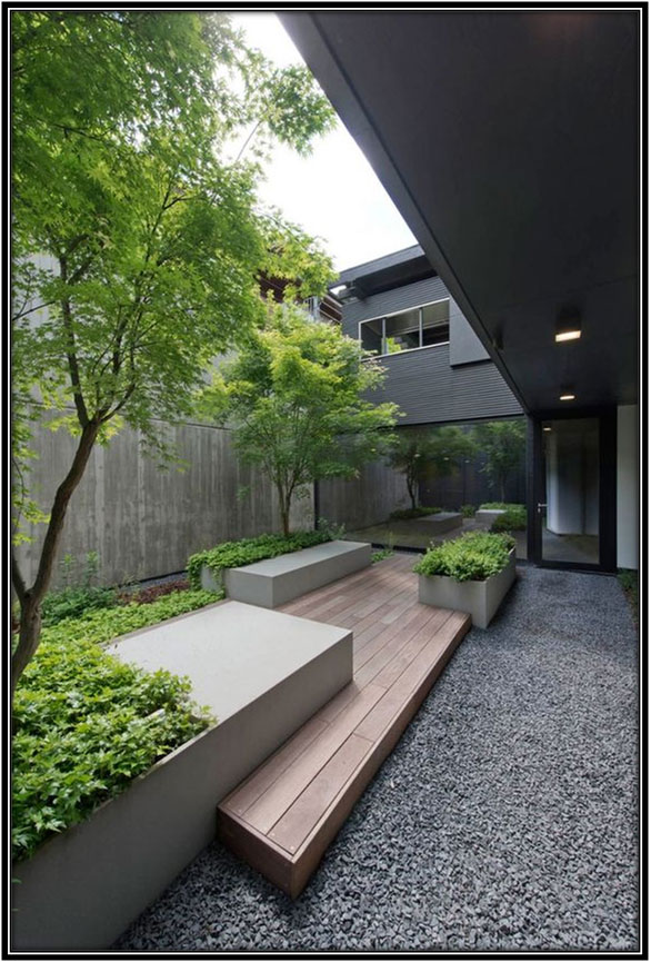 Modern Garden Design Home Decor Ideas