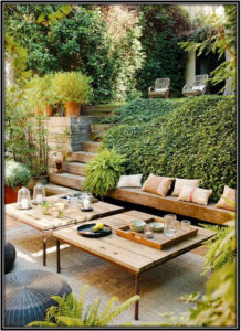 Outdoor Seating Diy Garden Ideas